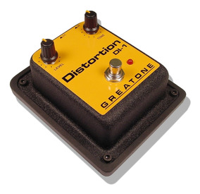 Pedal Para Greatone Distortion Di-1 - Onerr