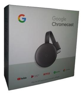 Google Chromecast 3g Original Tv Hdmi