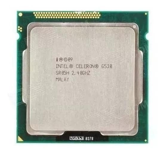 Processador Celeron G530 2mb 2.4ghz Lga 1155 Intel Seminovo