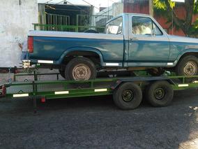 Trailer Para Auto, Camionetas Y Auxilios Mecánicos