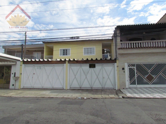 Sobrado Para Alugar No Bairro Jardim Bom Clima Em Guarulhos - 996-2