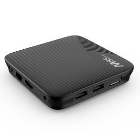 Caixa De Tv Mecool M8s Pro L Atv Inteligente Android Tv 7.1