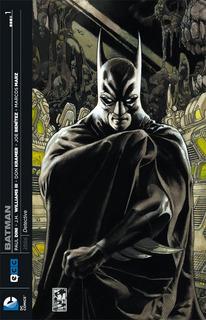 Batman Detective 1-4 (completo)- Dc Ecc Comics - Robot Negro