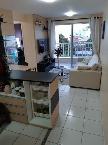 Imagem 1 de 28 de Apartamento Com 3 Dormitórios À Venda, 56 M² Por R$ 269.990,00 - Mondubim - Fortaleza/ce - Ap1138
