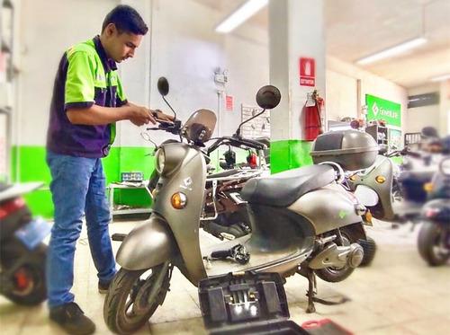 Baterías Moto Electrica Original Servicio Oficial Greenline