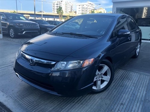Honda Civic 2007 (hibrido)