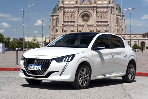 Peugeot 208 Adjudicado