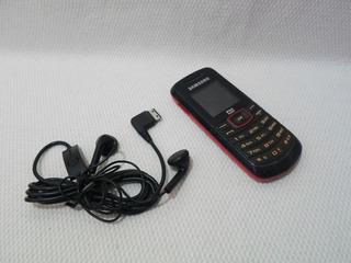 Celular Samsung Vivo E1085 E1085l Gt-e1085l 1085 + Fone