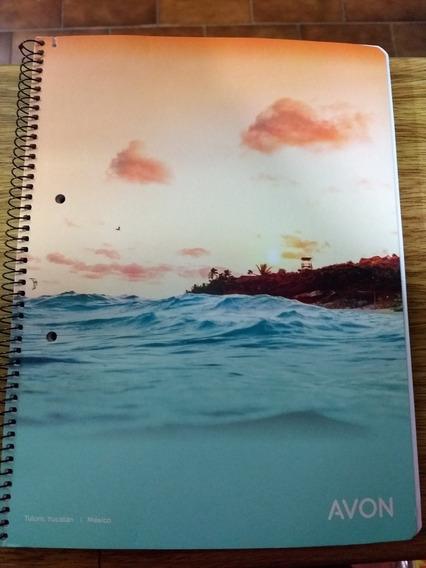 Cuaderno Universitario Avon