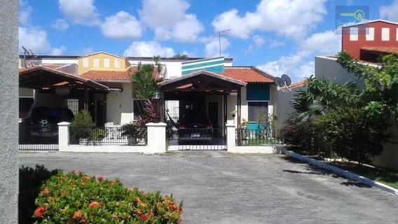 Casa Residencial À Venda, Cambeba, Fortaleza. - Codigo: Ca0273 - Ca0273