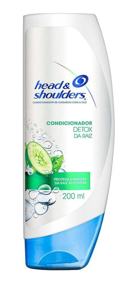Condicionador Head & Shoulders Detox Da Raiz 200ml