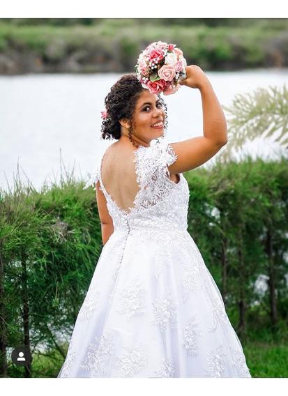 Vestido De Noiva E Daminha