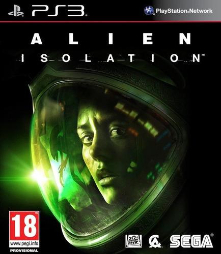 Alien Isolation Ps3 Oferta!!