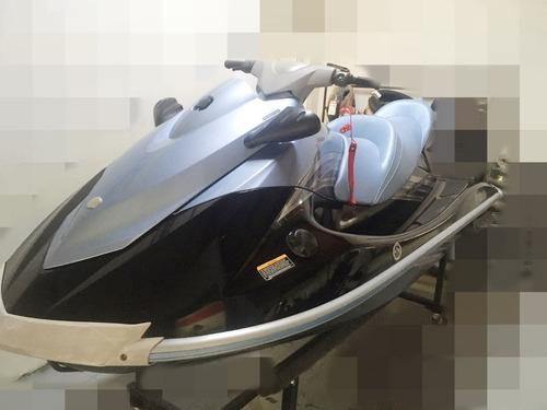 Imagen 1 de 8 de Moto Acuatica Yamaha Vx Cruiser Azul Seminuevo