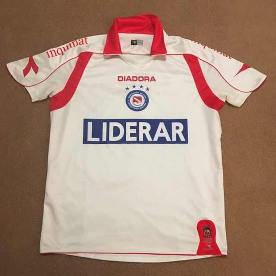 Camisa Argentinos Juniors Away 2008 - Diadora