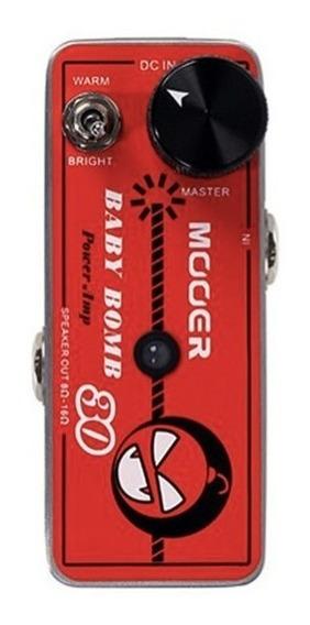 Pedal Moer Micro Power 30w Digital Amp Baby Bomb + Nf