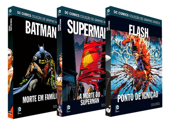 Graphic Novels Dc Eaglemoss