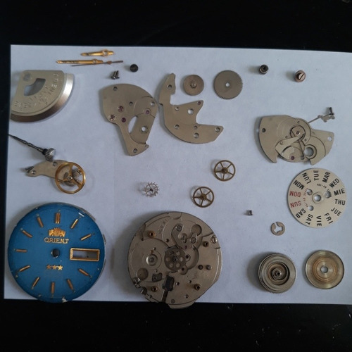 Conserto Relógio Orient