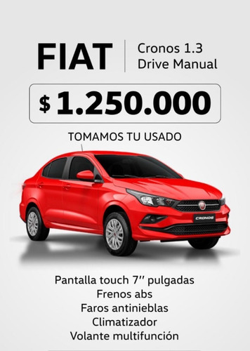 Fiat Cronos 1.3 - 2021 Hb