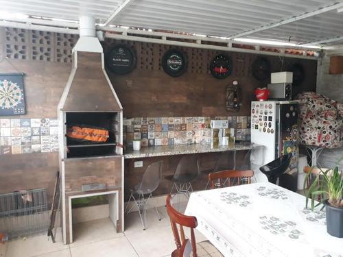 Casa À Venda, 80 M² Por R$ 265.000,00 - Residencial Cosmos - Campinas/sp - Ca12834