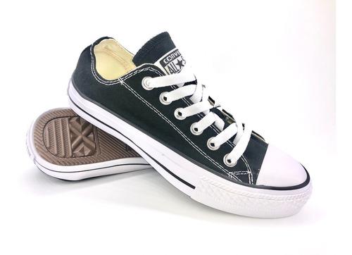 Converse Hombre Y Mujer Zapato Negro