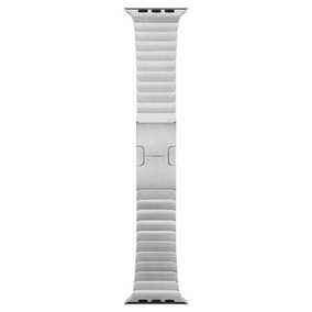 Pulseira De Elos Para Apple Watch 38 Mm, Prata - Mj5g2bz/a