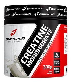 Creatina Powder Monohydrate   300g   Body Action
