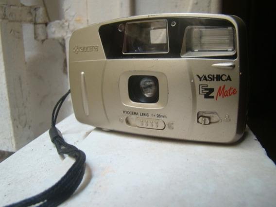 Câmera Fotográfica Yashica Ez Mate
