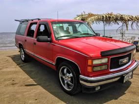 Chevrolet Suburban N Tela Aac At 1998