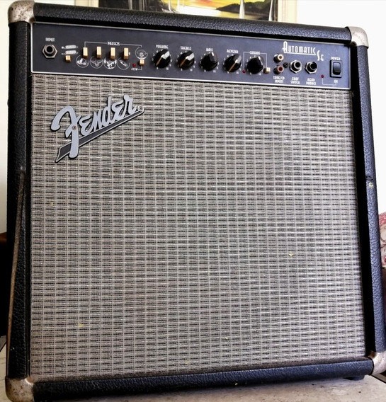 Amplificador Fender Automaticse Falante12 /n Marshall Peavey