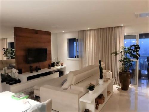 Imagem 1 de 11 de Eli House Imóveis - 26326-j   Apartamento 104 M² - Centro De São Bernardo Do Campo/sp - Ap00956 - 34953042