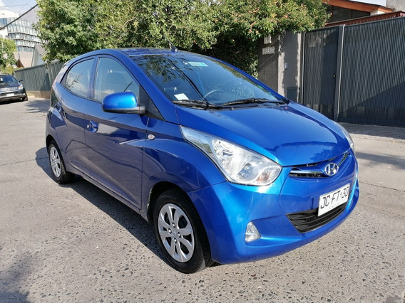 Hyundai Eon 2017 Impecable Full Con Aire Financiamos