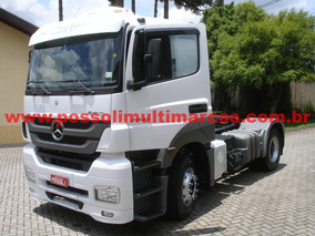 Mb Axor 2041 2013/2013 4x2 Completo Automático 308.943km