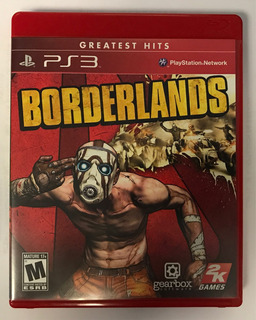 Borderlands Ps3 Seminuevo ** Iron Shop **