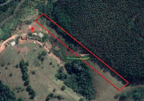 Imagem 1 de 1 de Terreno À Venda, 12 M² Por R$ 99.000 - Canaã - Jambeiro/sp - Te3459