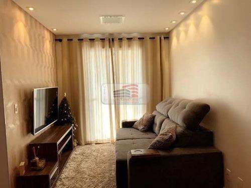 Imagem 1 de 11 de Apartamento Com 2 Dorms, Rudge Ramos, São Bernardo Do Campo - R$ 405 Mil, Cod: 2073 - V2073