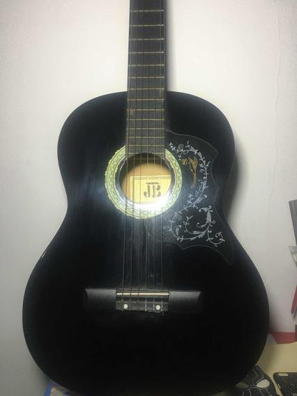 Guitarra Jb De 6 Cuerdas En Excelente Estado.¿