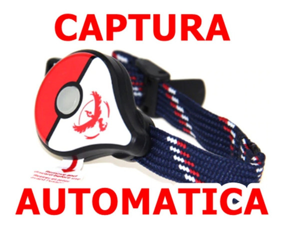 Pokemon Go Plus Nintendo Original Automático