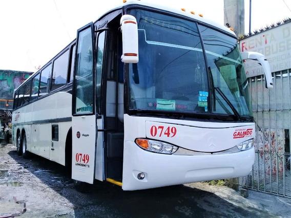 Autobuses Viaggios Originales Mexicanos 3 Ejes 50 Asientos