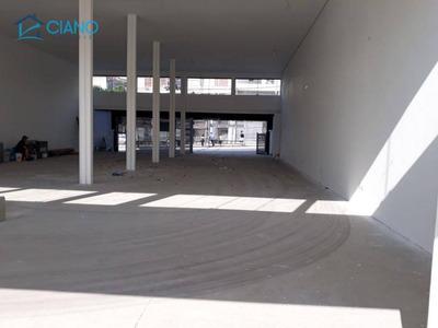 Salão Comercial Para Locação, Parque Da Mooca, São Paulo. - Sl0039