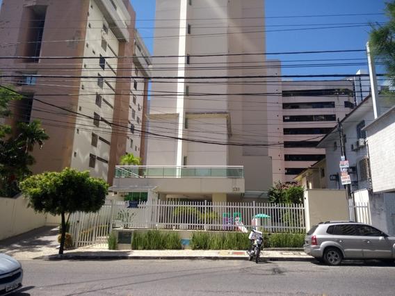 Ap1359-aluga Apto Mobiliado Meireles, 2 Suítes, 1 Vaga, 70m²
