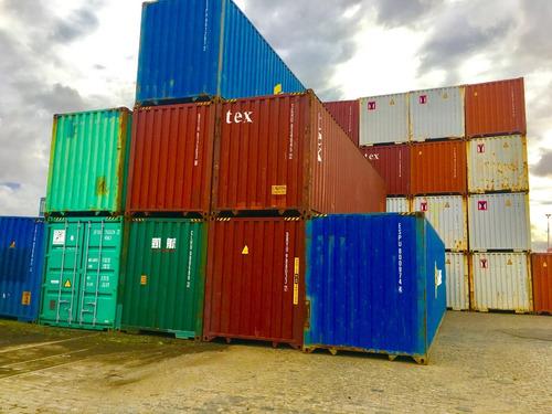Contenedores Maritimos Containers Usados 20/40 Corrientes.