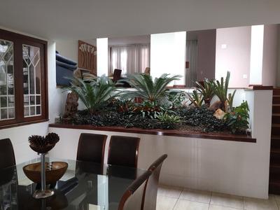 Casa Com 4 Quartos Para Comprar No Belvedere Em Belo Horizonte/mg - 8618