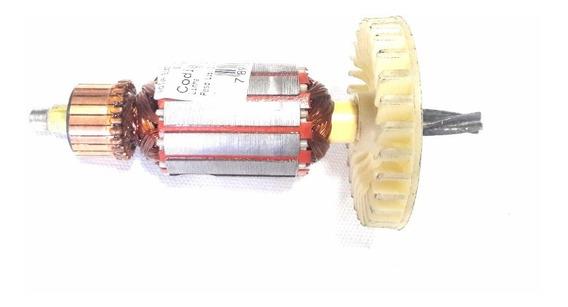 Induzido Rotor Para Podador Garthen Pcv-600 4 Estrias - 127v