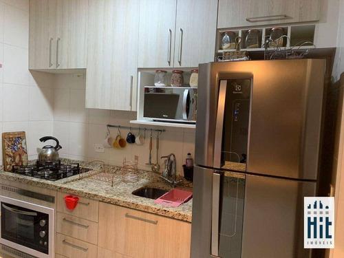 Imagem 1 de 23 de Apartamento À Venda, 45 M² Por R$ 245.000,00 - Vila Caraguatá - São Paulo/sp - Ap4383