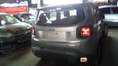 Sucata Jeep Renegade