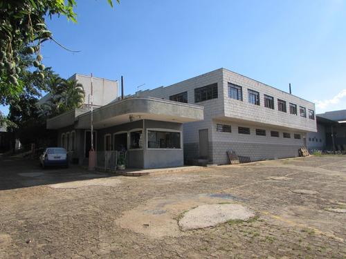 Imagem 1 de 30 de Galpão Para Aluguel, 47 Vagas, Centro - Americana/sp - 20717