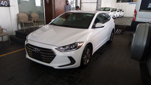 Imagen 1 de 14 de Hyundai Elantra 2018 2.0 Gls Premium At
