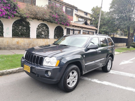 Jeep Grand Cherokee Aut,limited 4.7 Muy Cuidada 2007
