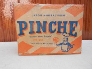 Antiguo Jabon Pinche